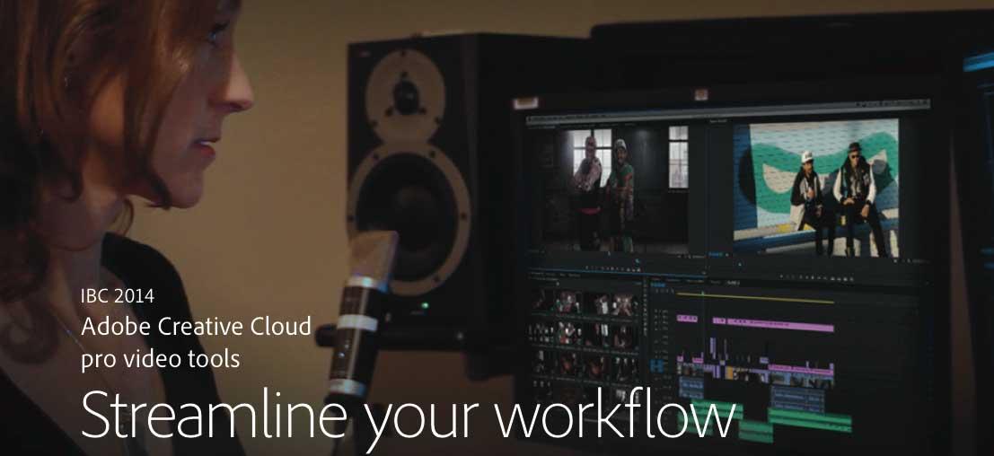Adobe, in arrivo update della Creative Cloud per il video ...