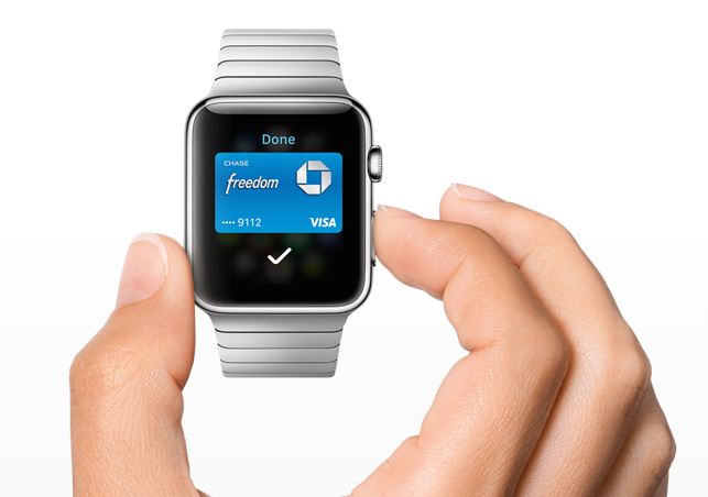 Apple - Apple Pay apple watch