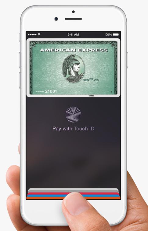 Apple - Apple Pay iphone 6