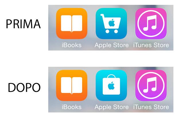 app Apple store universale