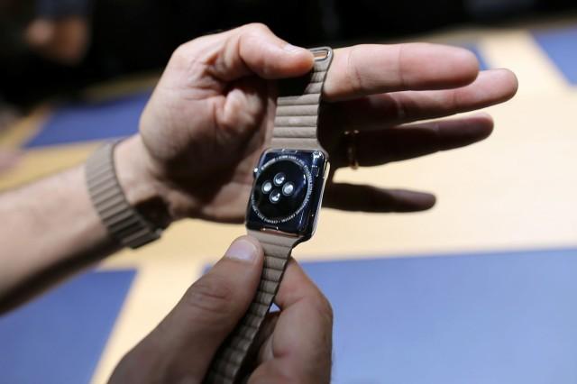 Apple watch sicuro