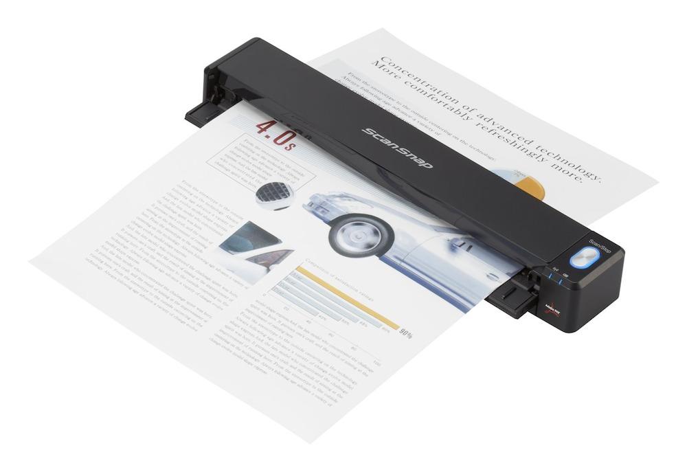 Fujitsu ScanSnap iX100 3