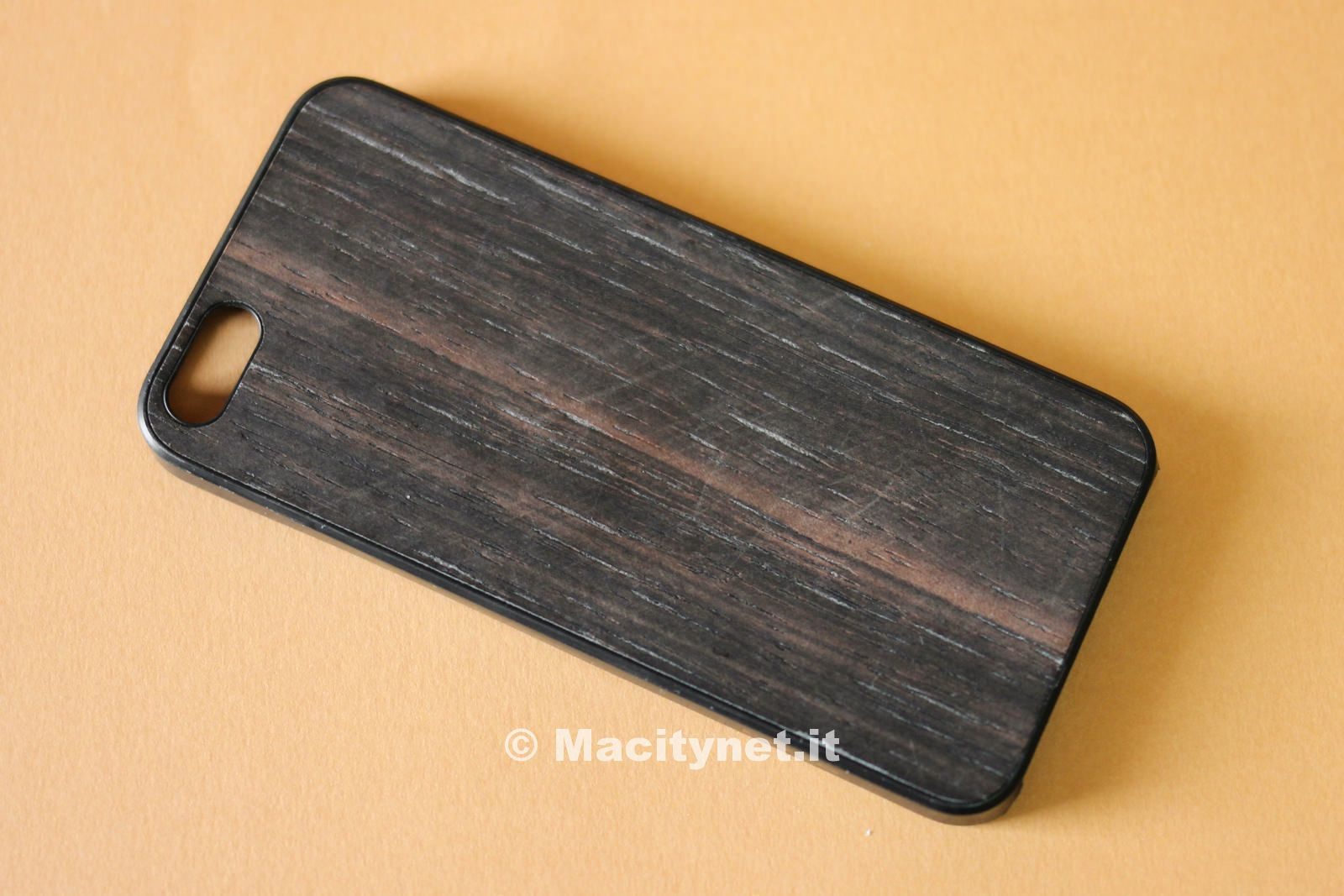 custodia iphone 6 in legno