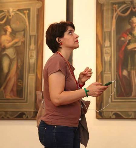 ibeacon al museo