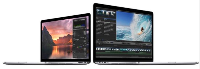 MacBook Pro Retina 13 ultima
