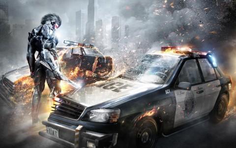 Metal Gear Rising Revengeance 1