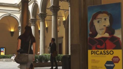 Picasso museo hi tech