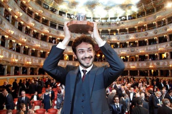 Premio Campiello Giorgio Fontana premiato