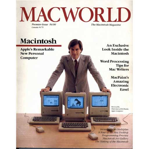 Il primo numero di Macworld