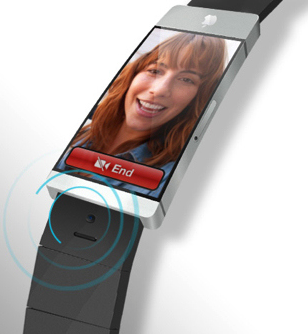 Display iWatch