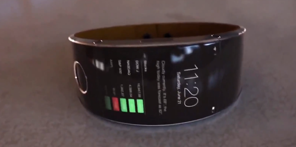 iwatch video concept