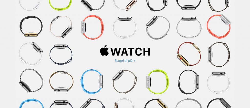 Sintesi Apple Watch