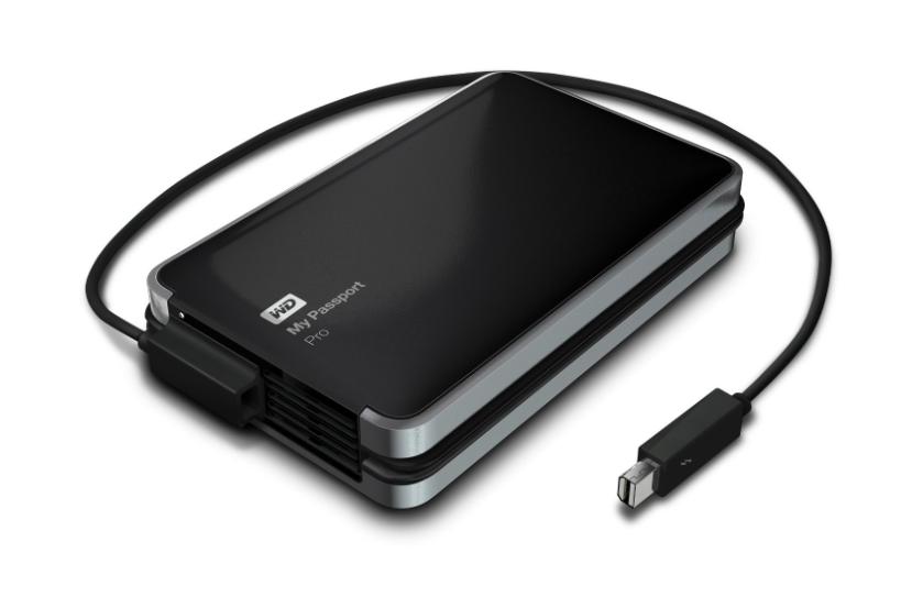 Hard Disk Thunderbolt 2TB