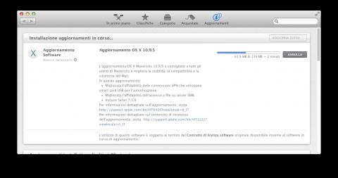 Os x 10.9.5