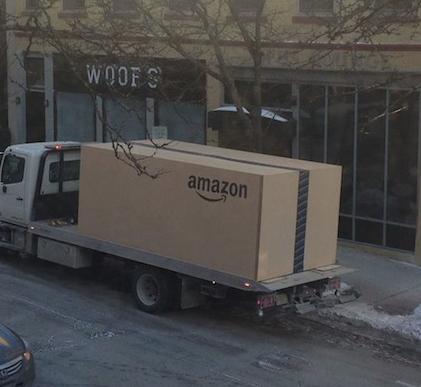 Amazon PartFinder