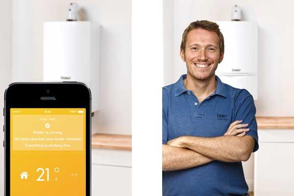 Ifa 2014 tado care previene i guasti ai sistemi di for Valvole termostatiche netatmo