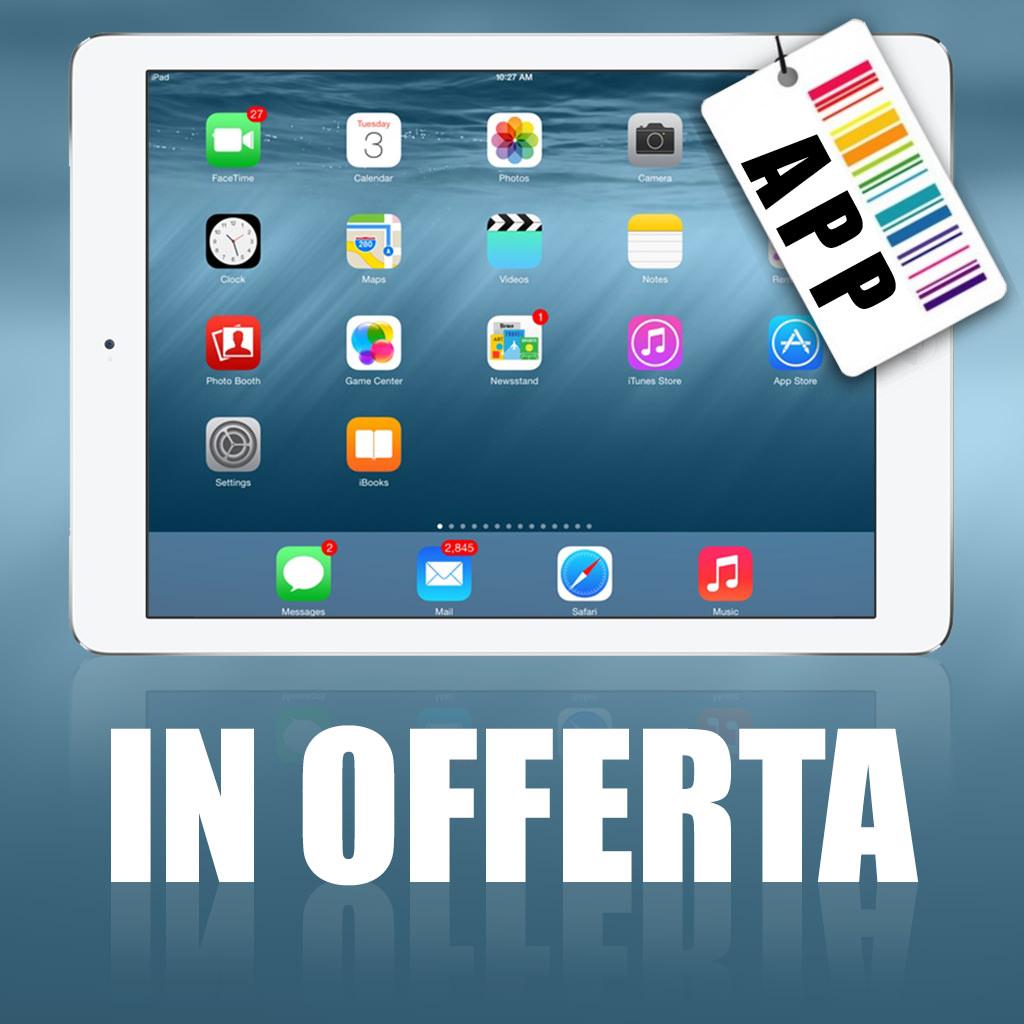OfferteApp iPad, i migliori sconti del weekend