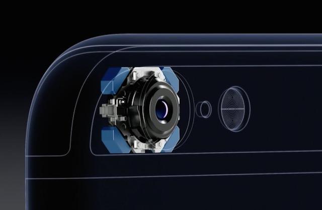apple stabilizzatore ottico fotocamera