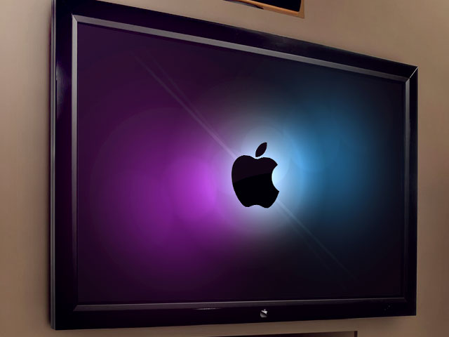 Ipotetica tV di Apple