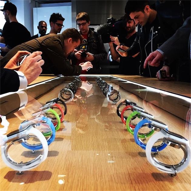 quanta assume per apple watch
