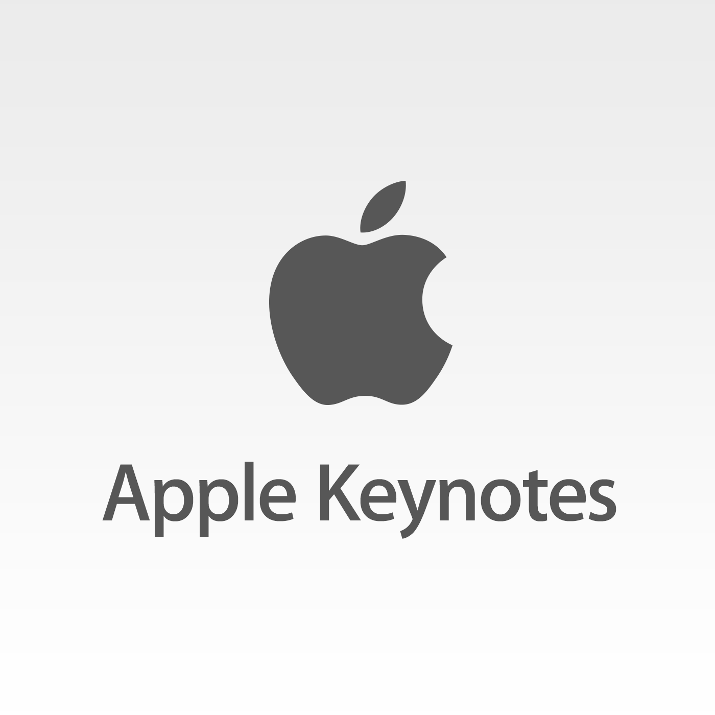 Keynote Apple 2014
