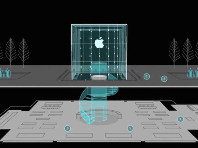 La storia poco nota del più famoso Apple Store di New York