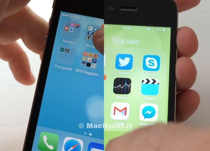 aggiornare a iOS 8