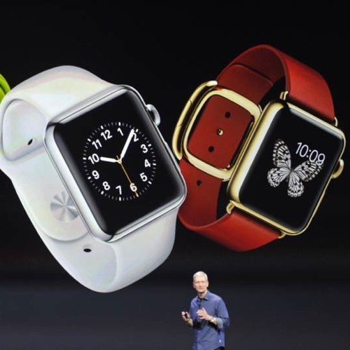 cook apple watch 500