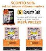 juice iPad Gazzetta