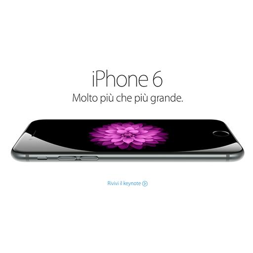 MixPanel: utilizzo di iPhone 6 e 6 plus è già alle stelle