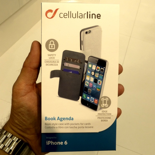 iphone 6 cellularline 600