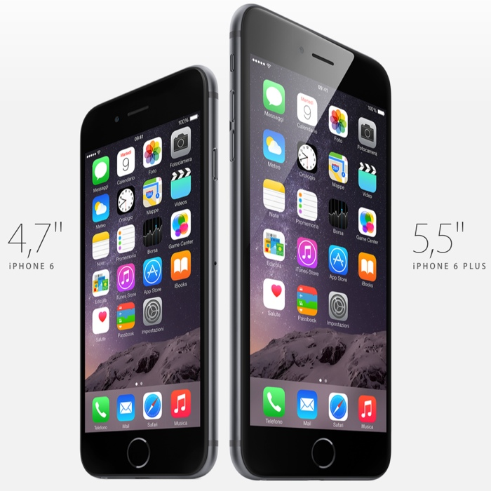 Come spiare sms iphone 6 Plus