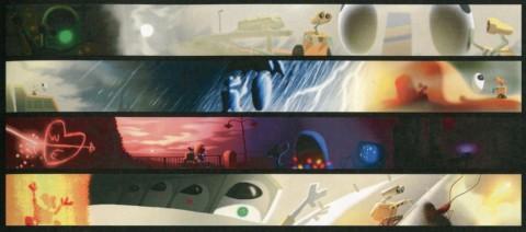 pixar colori Ricerca di Nemo