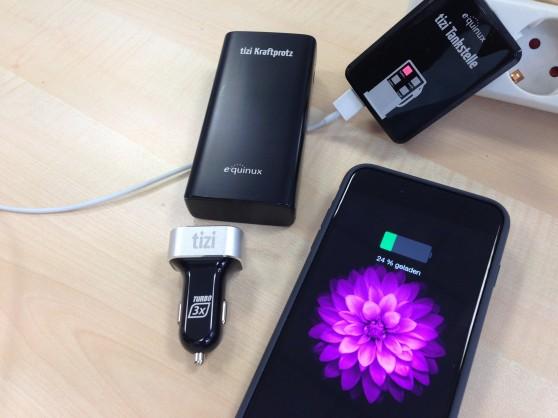 tempi di ricarica iPhone 6
