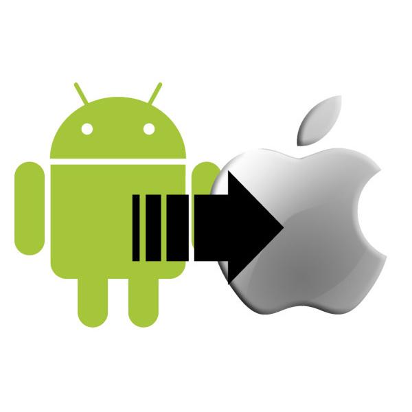 Passare da Android ad iPhone, Apple spiega come fare con una guida