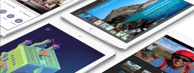 schermo di iPad Air 2