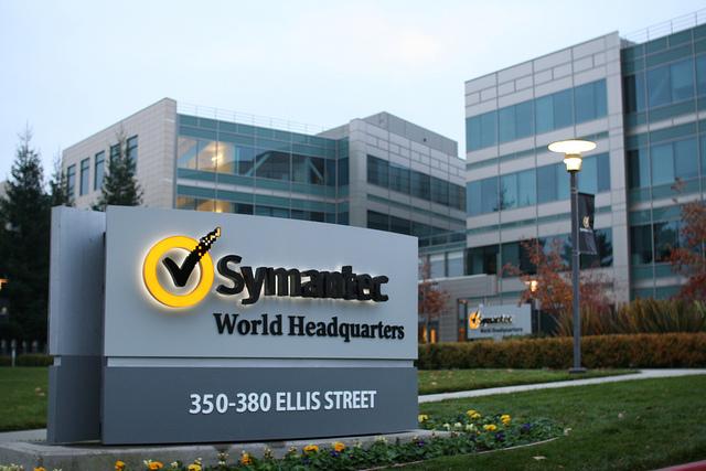 Symantec pensa alla divisione in due della società