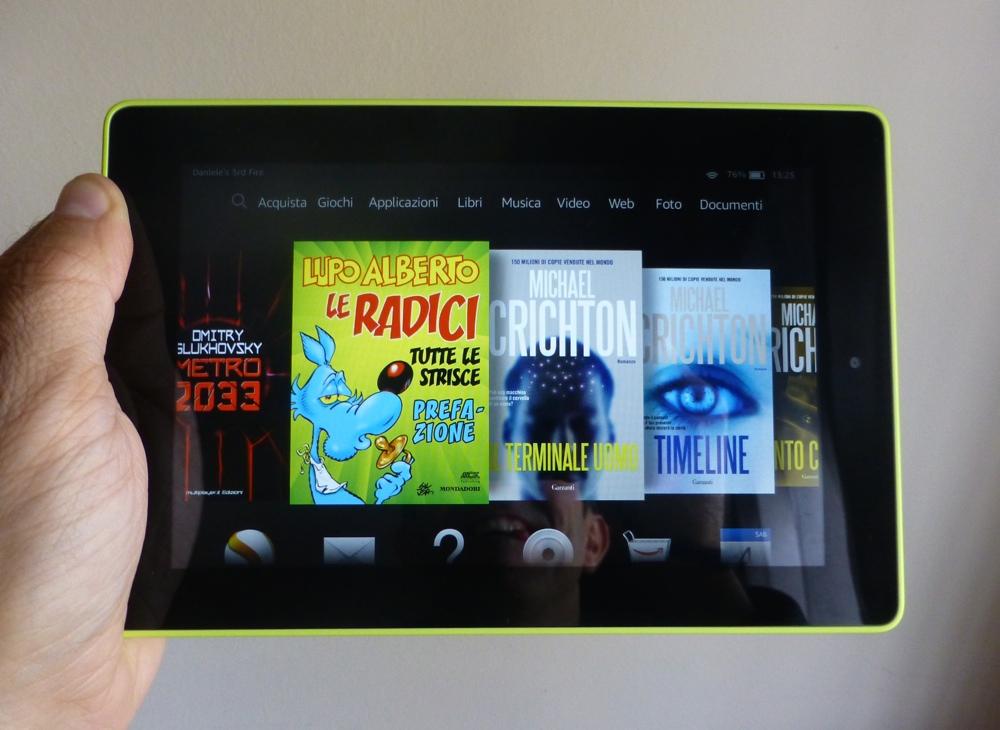 Amazon Fire HD 7 5