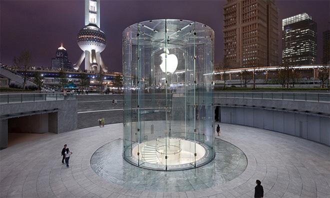 Apple Store a Shanghai