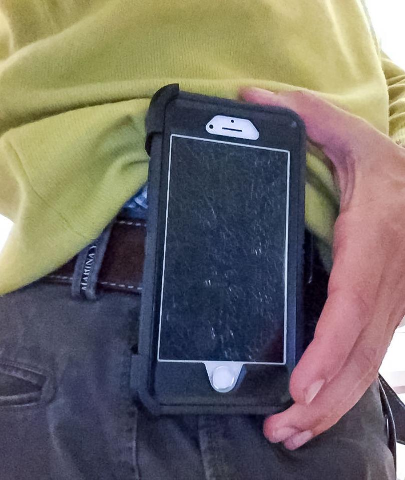 Recensione Otterbox Defender per iPhone 6