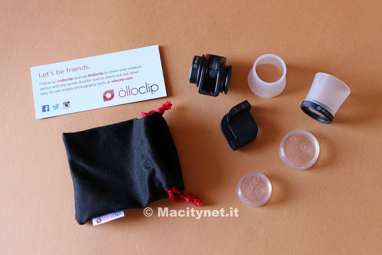 Recensione Olloclip Macro 3-in-1: ingrandimenti a 7X 14X 21X con iPhone 5/5S