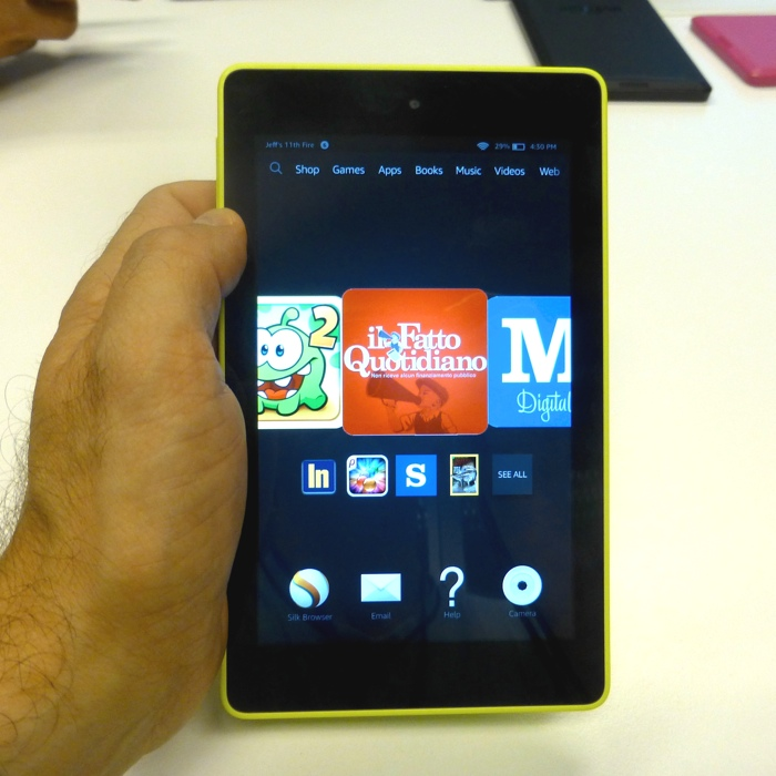 Kindle Fire HD 6 icon 700
