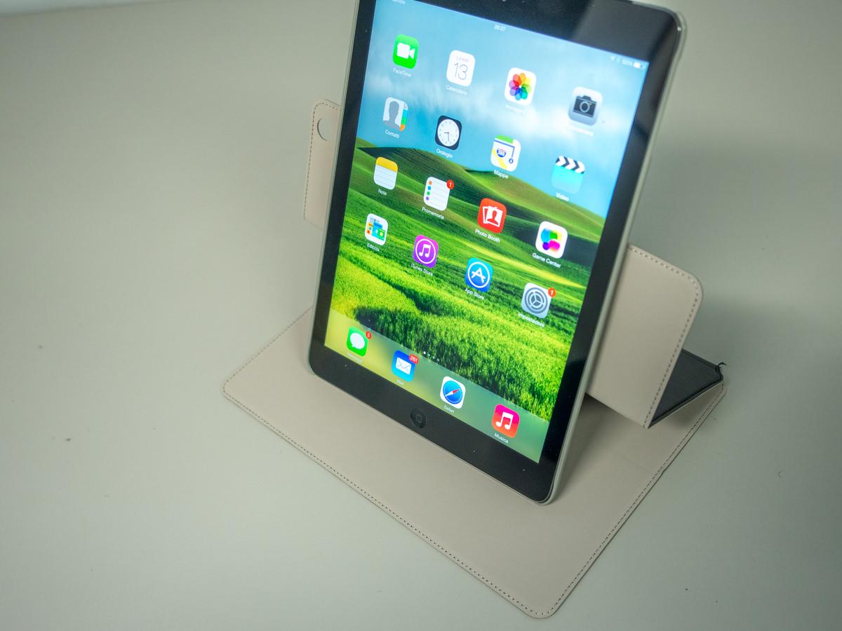 Recensione custodia Dodocool per iPad