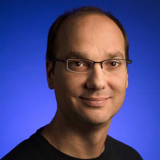 Andy Rubin ha lasciato Google