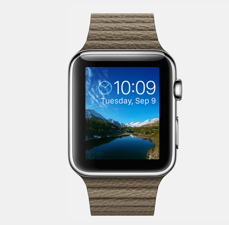 Apple Watch video