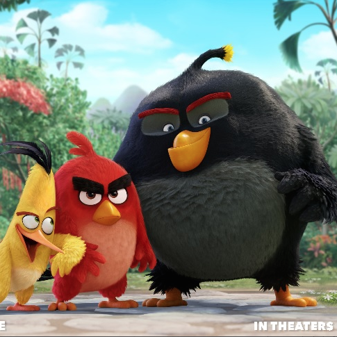angry birds movie film