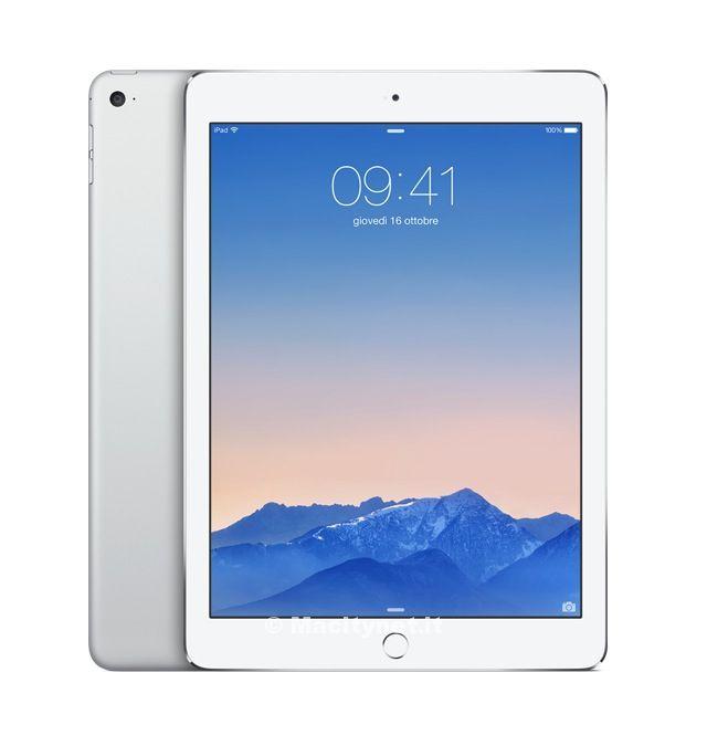 preordini iPad Air 2