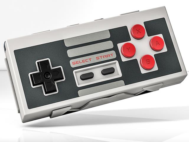 NES30, il pad bluetooth per iOS, Android, Mac e Windows con il miglior effetto nostalgia