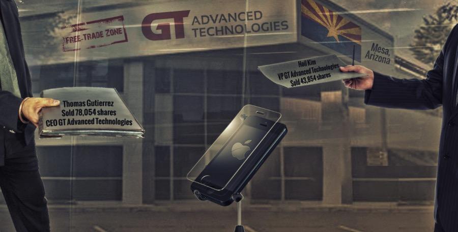 GT Advanced schiava