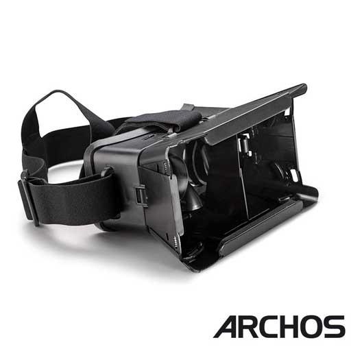 Archos, un visore per la realtà virtuale a 30 euro